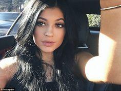Kylie Jenner. via MailOnline