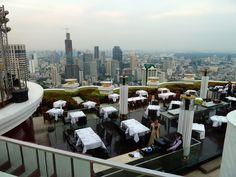 133 SKY BAR LEBUA STATE TOWER BANGKOK THAILAND 2015 by Panoramix999