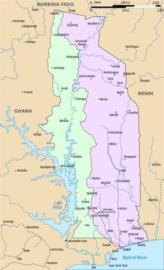 Togoland before the British divide into Ghana ---History of Togo - Wikipedia, the free encyclopedia
