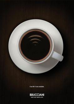 Brucciani : Wi-Fi