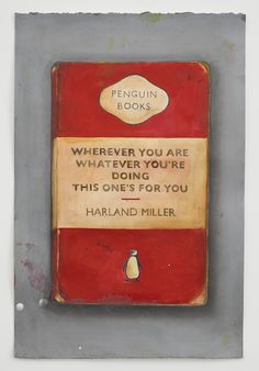 harland miller penguin red grey - Google Search