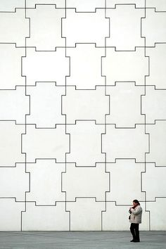 puzzle wall by leontjev