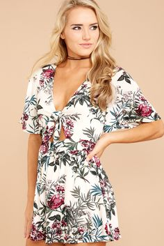 00bee33f619 These floral favorites range from flirty and fun to elegant. Thoughtfully  Unraveled · Rompers   Jumpsuits
