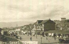 Erzurum tebriz Kapı çarşısı 1960 lı yıllar