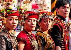 Taiwan's aborigines - Paiwan's Wedding  @ Laiyi Township, Pingtung County, Taiwan (R.O.C.)   To travel Taiwan (Asia), please visit the website: timefortaiwan.tw/EN