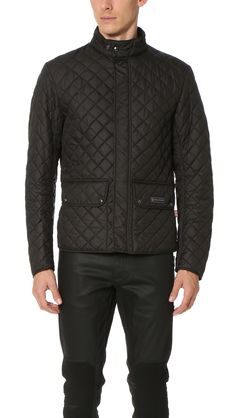 BELSTAFF Quilted Vest. #belstaff #cloth #vest | Belstaff Men ... : burberry brit fairstead quilted jacket - Adamdwight.com
