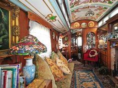 The Victorian Train Box Car Google Search Rustic