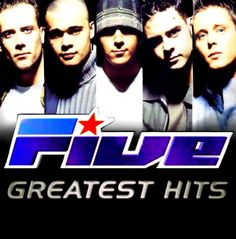 5ive - Greatest Hits (Limited Edition)  #5ive  #5iver  #fiver  #five  #boyband  #groupband  #badboys  #badboypop  #90s  #90sboyband  #90sband  #90smusic  #music  #popmusic  #singers  #rappers