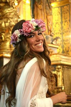 18 mejores imágenes de Tocados novia a929e6055a7