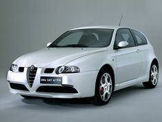 Alfa Romeo 147 Car White Wallpapers - Car Picture Collection