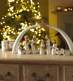 Our fair trade nativity sets are handcrafted from the finest materials, by artisans who are paid a fair wage. Browse the range...http://ow.ly/PhSn305ONIL