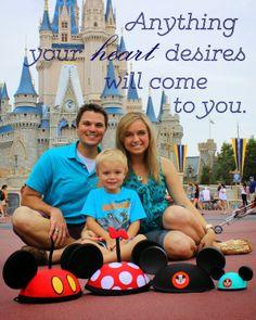 Baby #2 Announcement Disney #disneyside