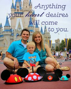 Baby #2 Announcement Disney #disneyside