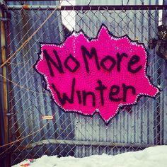 yarn bombinghttps://www.facebook.com/pages/London-Kaye/802894053079844?fref=photo