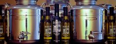 A taste of Boston with infused oil and balsamic vinegar from Boston Olive Oil Company.