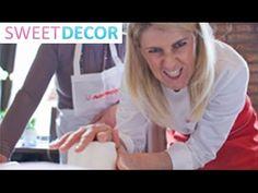 SWEET DECOR - Relacja ze szkolenia SUGARCRAFTING z Anną Daraż i MODECOR