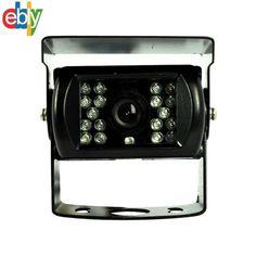 18 LED Anti Fog IR Night Vision Waterproof Car Rear View Reverse Backup Camera #UnbrandedGeneric
