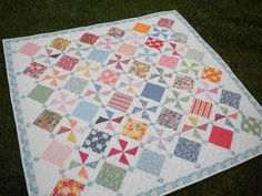 Nice pattern and i have some snippets somewhere!     A Quilting Life: Tidbits on Tuesday