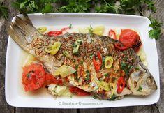 Saramura de peste - Bucataria Romaneasca Turkey, Recipes, Food, Meal, Turkey Country, Rezepte, Essen, Recipies, Cooking Recipes