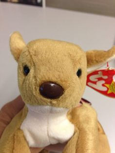 179842027d3 Collectible RARE Ty WHISPER Deer Beanie Baby ERROR Hang Tag 1997-Tush Tag  1998  Ty