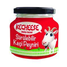 keçi peyniri -  spreadable Goat's cheese from Turkey