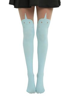 Daschund Watercolor Wiener Dog Long Tight Thigh High Socks Over The Knee High Boot Stockings Leg Warmers