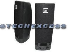 Compaq 259139-001 Harman Kardon JBL Platinum Series Speakers SP08A11 :: Harman Kardon Pc Speakers