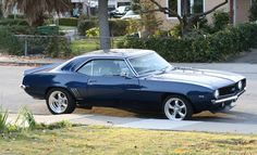 1969 Chevrolet Camaro Pictures: See 804 pics for 1969 Chevrolet Camaro. Browse interior and exterior photos for 1969 Chevrolet Camaro. Bmw Classic Cars, American Classic Cars, American Muscle Cars, Pontiac Tempest, Old School Cars, Mustang Fastback, Tuner Cars, Chevrolet Camaro, Car Car