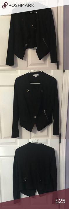 Sleek and Sophisticated Black Jacket Good condition CAbi Jackets & Coats