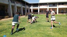 Pre-season Rugby