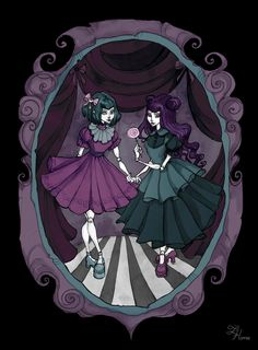 The Pappet Friendship by IrenHorrors on DeviantArt