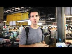 Chiang Mai Tanin Market: Raw Foods in Thailand! (Raw Vegan Show #38)