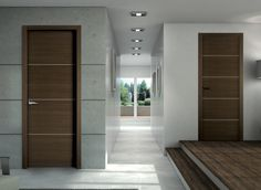 The most refined minimalism made #handle. #design #interiordesign #doors