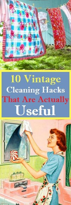 #vintagehousekeeping #cleaninghacks