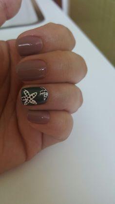 My starfish nails!