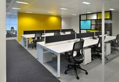 Monitise's New Collaborative London Headquarters