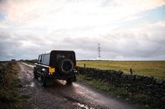 See where the path takes you... Image: @gfwilliams  #Defender #LandRover #LandRoverDefender #Lifestyle #Style #Yorkshire #DefenderRedefined #Redefined #AntiOrdinary #Handmade #Handcrafted #Details