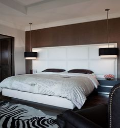 Wall-Mount Lamps for the Modern Bedroom