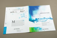 Fully editable Cleaning Company Newsletter with Watercolor Template complete with photos and graphics. Watercolor Images, Watercolor Design, Newsletter Design Templates, Company Newsletter, Carpet Stores, Cleaning Companies, New Carpet, Beige Carpet, How To Clean Carpet
