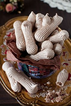 Cocoa Meringue by Yelena Strokin, via Flickr