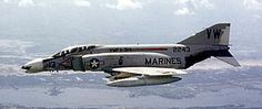 Planes we love.  The F-4 Phantom in Marines markings.  What I wish I could only have been smart enough to do....