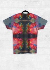 A beautiful and unique unisex tee - full print that is perfect for your collection! Shop artistic unisex tee - full print's created by designers all around the world. Signature Design, Fashion Labels, Everyday Look, Night Out, Flora, Dress Up, Leather Jacket, Unisex, Tees