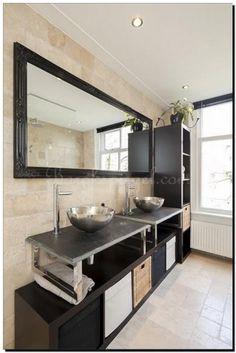 36 best badkamer spiegel ideeen images on Pinterest | Arquitetura ...