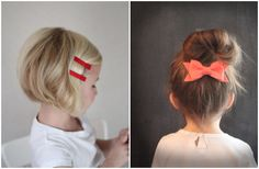 Adorable Back-to-School Hairstyles for Girls.