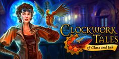 Free Amazon Android App of the day for 1/12/2016 only! Normally $4.99 but for today it is FREE!! Clockwork Tales: Of Glass and Ink Product Features Sneak into Hochwald Castle as Dr. Ink, alongside his faithful companion Matthew Rich, unique steampunk setting Mechanical crow Matthew is player's sidekick 38 beautiful, hand-drawn locations Thrilling detective story with action elements Diverse adventure gameplay: flying on glider, impersonating a soldier, defeating mechanical creatures >>
