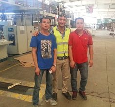 ANKUTSAN Fabrika VideosuÇince Tercüman Çinde fuar organizasyonu Çince Bilen www.denizozdemir.com.tr