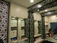 Beautiful Jewellery Shop Interior design Interior Design