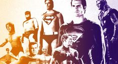 Superman Batman and the Evolution of the 'Perfect' Hero Body