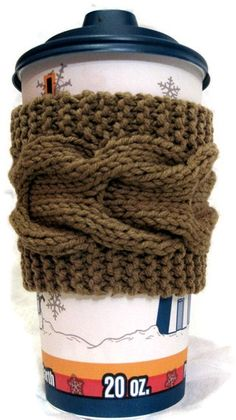 More cup cozies...