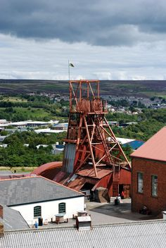 Biking Around the Big Pit would be a lovely day!